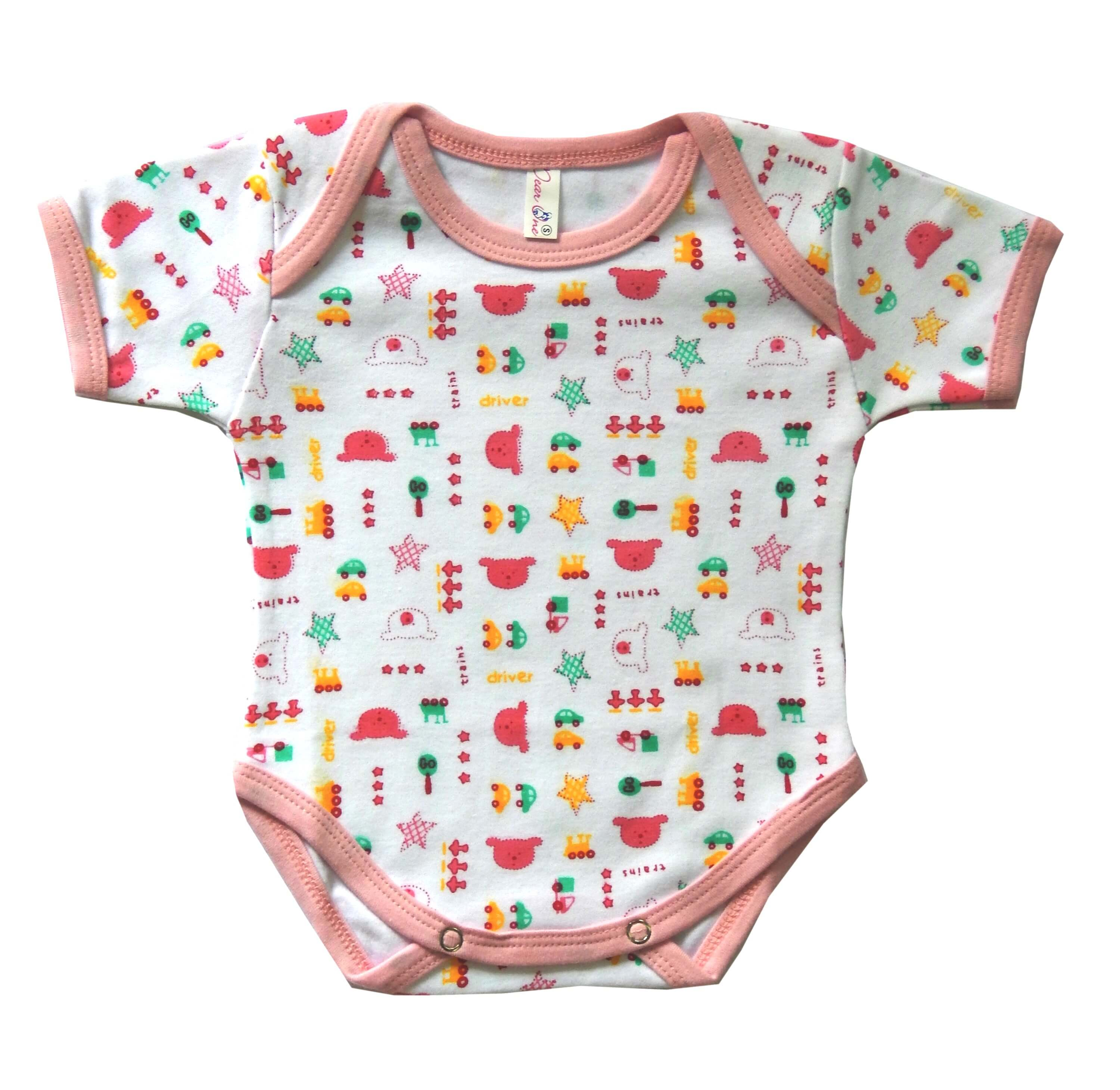 Baby Suit – Short Sleeve | Dear One
